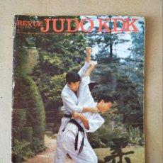 Coleccionismo deportivo: REVUE JUDO KDK (REVISTA JUDO) / VOL XVII - 3 / MARZO 1967 / EN IDIOMA FRANCES.. Lote 233867160