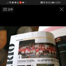Coleccionismo deportivo: SE VENDE REVISTA BASKONIA CAMPEÓN DE LIGA, 19/20. Lote 233986695