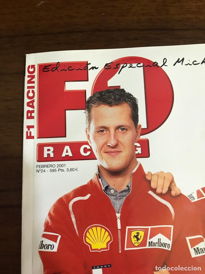 Coleccionismo deportivo: Revista F1 Racing en español número 24 - Foto 2 - 235680475