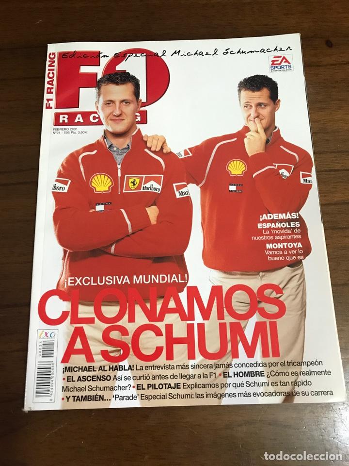 REVISTA F1 RACING EN ESPAÑOL NÚMERO 24 (Coleccionismo Deportivo - Revistas y Periódicos - otros Deportes)