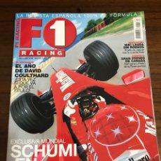 Collectionnisme sportif: REVISTA F1 RACING EN ESPAÑOL NÚMERO 29. Lote 235685680
