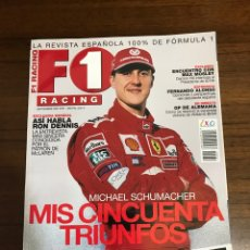Collectionnisme sportif: REVISTA F1 RACING EN ESPAÑOL NÚMERO 31. Lote 235697580