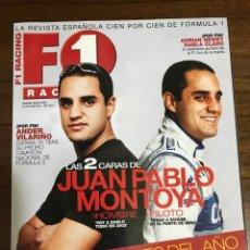 Collectionnisme sportif: REVISTA F1 RACING EN ESPAÑOL NÚMERO 35. Lote 236440690