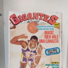 Coleccionismo deportivo: REVISTA GIGANTES DEL BASKET NUMERO 256. Lote 236659910