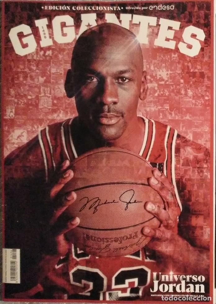 Coleccionismo deportivo: Colección de 115 de las 131 primeras revistas Gigantes del Basket (1985-88) + Especial Jordan - Foto 27 - 162988738