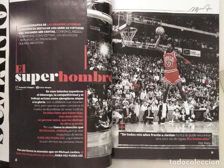Coleccionismo deportivo: Colección de 115 de las 131 primeras revistas Gigantes del Basket (1985-88) + Especial Jordan - Foto 30 - 162988738
