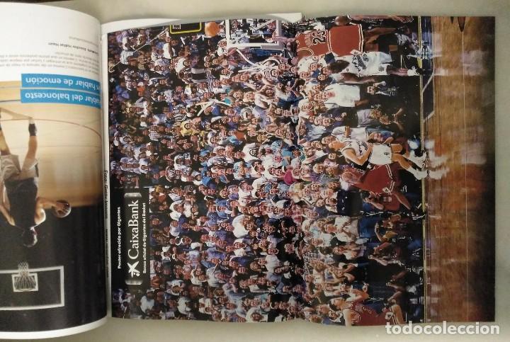 Coleccionismo deportivo: Colección de 115 de las 131 primeras revistas Gigantes del Basket (1985-88) + Especial Jordan - Foto 31 - 162988738