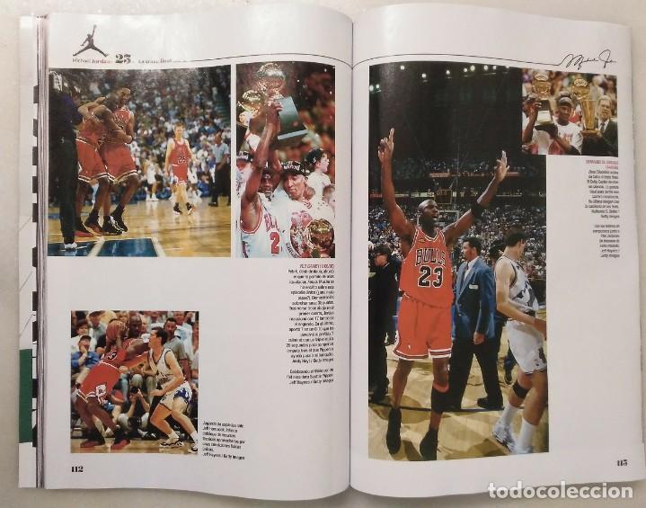 Coleccionismo deportivo: Colección de 115 de las 131 primeras revistas Gigantes del Basket (1985-88) + Especial Jordan - Foto 32 - 162988738