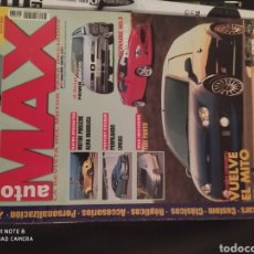 Coleccionismo deportivo: REVISTA DE COCHES AUTOMAX. Lote 236708585