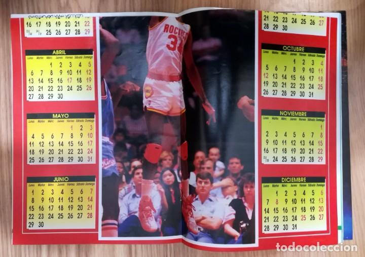 Coleccionismo deportivo: REVISTA SUPERBASKET 1ª SERIE Nº 11 ENERO 1987 ENTREVISTA MAGIC JOHNSON CONTIENE POSTER - Foto 2 - 237387445