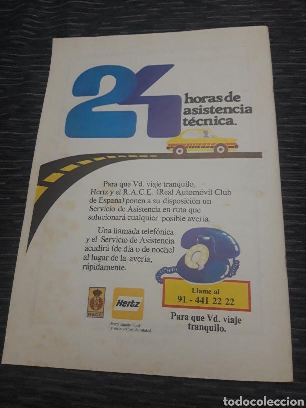 Coleccionismo deportivo: Costa Blanca 33 Race Rally programa 1985 - Foto 10 - 237408570