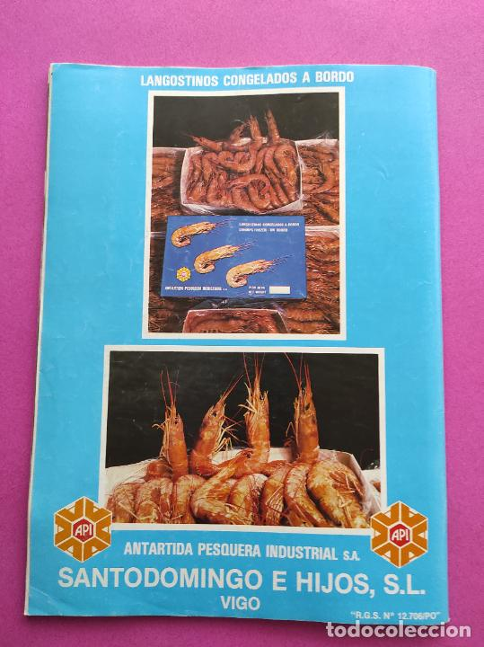 Coleccionismo deportivo: REVISTA NUEVO BASKET Nº 132 1985 EUROBASKET 85 - LOLO SAINZ - POSTER REAL MADRID CAMPEON LIGA - Foto 4 - 237487155