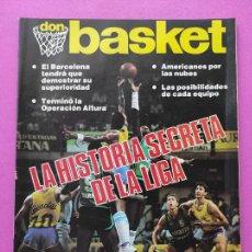 Coleccionismo deportivo: REVISTA DON BASKET EXTRA Nº 12 GUIA ACB 86/87 - ESPECIAL EQUIPOS BALONCESTO 1986/1987 HISTORIA LIGA. Lote 238912580
