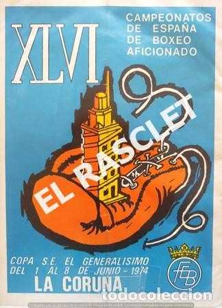 Coleccionismo deportivo: ANTIGÜA REVISTA BOXEO - FEBOX - Nº 200 - MAYO 1974 - Foto 2 - 239866375