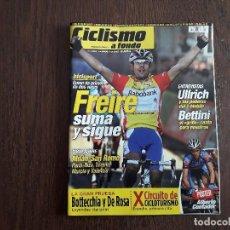 Collezionismo sportivo: REVISTA DE DEPORTES CICLISMO A FONDO, Nº 245 AÑO 2005. Lote 241029410