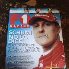 Collezionismo sportivo: REVISTA F1 RACING N° 89 (JULIO DE 2006). Lote 243224580