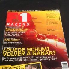 Collezionismo sportivo: REVISTA F1 RACING N° 83 (ENERO DE 2006). Lote 243295290