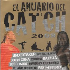 Coleccionismo deportivo: EL ANUARIO DEL CACH 2008. Lote 243423050