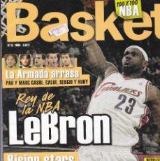 Coleccionismo deportivo: REVISTA BASKET Nº 12 2009.. Lote 243813530