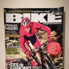 Coleccionismo deportivo: REVISTA - BIKE NUMERO 211 - BICICLETA - BICI DE MONTAÑA. Lote 245135725