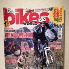 Coleccionismo deportivo: REVISTA - BIKES WORLD NUMERO 7 - BICICLETA - BICI DE MONTAÑA. Lote 245135770