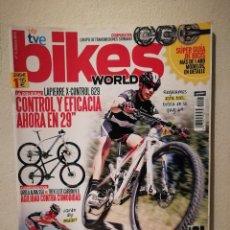 Coleccionismo deportivo: REVISTA - BIKES WORLD NUMERO 1 - BICICLETA - BICI DE MONTAÑA. Lote 245135780