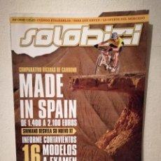 Coleccionismo deportivo: REVISTA - SOLOBICI NUMERO 240 - BICICLETA - BICI DE MONTAÑA - BIKES. Lote 245135820