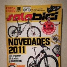 Coleccionismo deportivo: REVISTA - SOLOBICI NUMERO 233 - BICICLETA - BICI DE MONTAÑA - BIKES. Lote 245135860