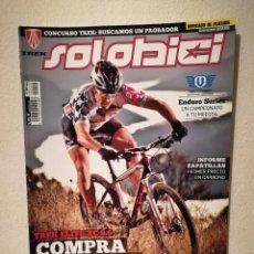 Coleccionismo deportivo: REVISTA - SOLOBICI NUMERO 249 - BICICLETA - BICI DE MONTAÑA - BIKES. Lote 245135870