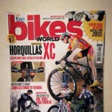 Coleccionismo deportivo: REVISTA - BIKES WORLD NUMERO 3 - BICICLETA - BICI DE MONTAÑA - BIKES. Lote 245135920