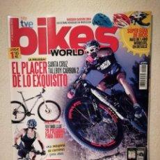 Coleccionismo deportivo: REVISTA - BIKES WORLD NUMERO 2 - BICICLETA - BICI DE MONTAÑA - BIKES. Lote 245135925