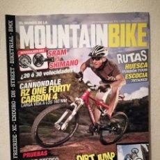 Coleccionismo deportivo: REVISTA - EL MUNDO DE LA MOUNTAIN BIKE NUMERO 83 - BICICLETA - BICI DE MONTAÑA - BIKES. Lote 245135960
