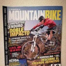 Coleccionismo deportivo: REVISTA - EL MUNDO DE LA MOUNTAIN BIKE NUMERO 81 - BICICLETA - BICI DE MONTAÑA - BIKES. Lote 245135990