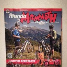 Coleccionismo deportivo: REVISTA - MUNDO MAMMOTH 2012 NUMERO 8 - BICICLETA - BICI DE MONTAÑA - BIKES. Lote 245136080