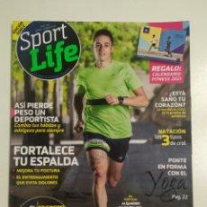 Coleccionismo deportivo: SPORT LIFE REVISTA 260 ENERO/FEBRERO 2021. Lote 245476505