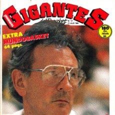 Colecionismo desportivo: REVISTA GIGANTES DEL BASKET NUMERO 37 EXTRA MUNDOBASKET, ANTONIO DÍAZ MIGUEL. Lote 284560293