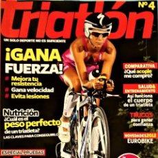 Coleccionismo deportivo: TRIATLÓN Nº 4. Lote 246545575
