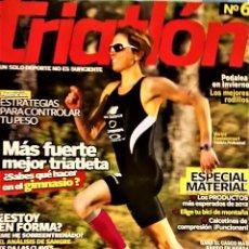 Coleccionismo deportivo: TRIATLÓN Nº 6. Lote 246546775
