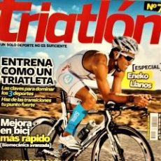 Coleccionismo deportivo: TRIATLÓN Nº 7. Lote 246547195