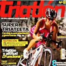 Coleccionismo deportivo: TRIATLÓN Nº 8. Lote 246550250