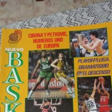 Collectionnisme sportif: NUEVO BASKET. Lote 252707925