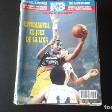 Coleccionismo deportivo: LOTE DE 11 REVISTAS NUEVO BASKET. Lote 253137335