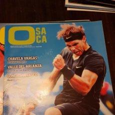 Coleccionismo deportivo: RAFA NADAL REPORTAJE. Lote 255659535