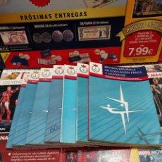 Coleccionismo deportivo: REVISTA ESPAÑOLA DE EDUCACIÓN FÍSICA Y DEPORTES..8 EJEMPLARES...2008/2012.... Lote 261955970