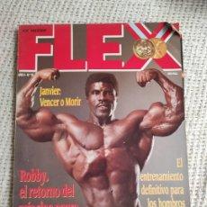Coleccionismo deportivo: CULTURISMO - FLEX Nº 13 -ED. RAFAEL SANTONJA. Lote 262062790