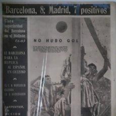 Coleccionismo deportivo: OLIMPIA SEMANARIO GRAFICO DE LOS DEPORTES NÚMERO 69 FECHA 2 DE FEBRERO DE 1954. Lote 262318575
