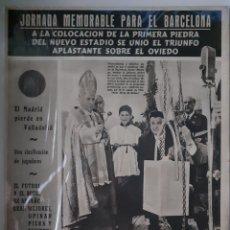 Coleccionismo deportivo: OLIMPIA SEMANARIO GRAFICO DE LOS DEPORTES NÚMERO 77 FECHA 30 DE MARZO DE 1954. Lote 262320755