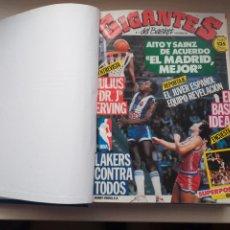 Coleccionismo deportivo: REVISTA GIGANTES DEL BASKET. Lote 262388955