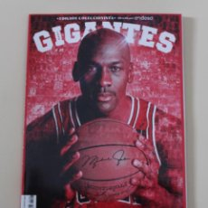 Coleccionismo deportivo: REVISTA GIGANTES DEL BASKET. Nº 1496. ESPECIAL MICHAEL JORDAN. BALONCESTO NBA.. Lote 207961661