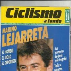 Collectionnisme sportif: CICLISMO A FONDO. Lote 263583070